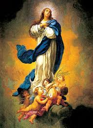 Image result for our lady of lourdes painting