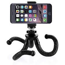 Zecti Tripod Head for Smartphones CNC <b>Aluminum</b> Alloy <b>360</b> ...