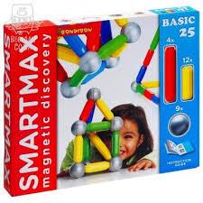 <b>Конструктор магнитный</b> SmartMax Основной (Basic) набор 25 ...