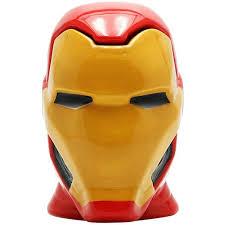 Купить <b>Кружка</b> ABYstyle <b>Кружка Marvel</b>: <b>Iron</b> man - Mug 3D - Heat ...
