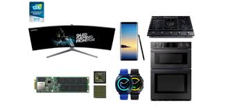 <b>Samsung</b> Honored for Outstanding Design and Engineering with 36 ...