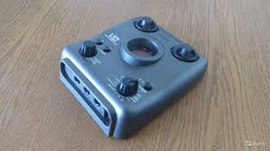 <b>Гитарный процессор Zoom</b> G1 купить в Махачкале | Хобби и ...