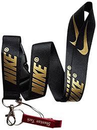 Teeqiang Nike Key Chain Keyring Neck Straps ... - Amazon.com