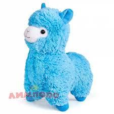 <b>Гламурная игрушка Fancy</b> «Альпака» ALPK01/G Гламурная ...