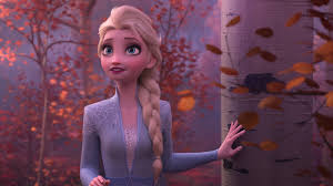 Review: '<b>Frozen</b> II' Trades Jewel Tones For Autumn Colors : NPR
