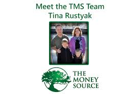 blog the money source correspondent it s time for you to meet another member of our tms team today we ll introduce you to tina rustyak a records retention specialist at the money source