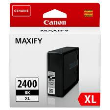 Купить <b>Картридж</b> для струйного принтера <b>Canon PGI</b>-<b>2400XL</b> BK ...