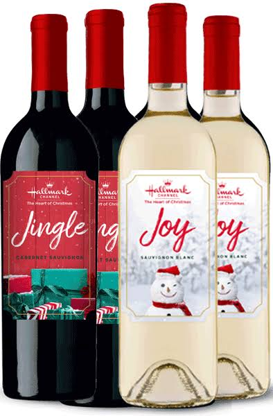 4 Bottle Mixed Pack- 2 Jingle and 2 Joy