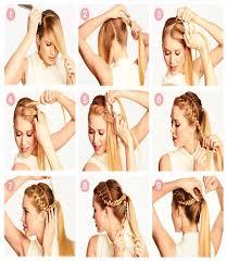 Resultado de imagen para peinados faciles para la escuela cabello corto