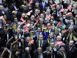 Resultado de imagem para camara dos deputados no impeachment fotos