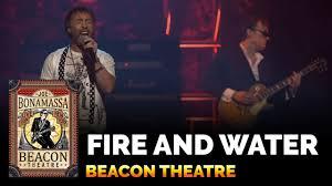 "Joe Bonamassa Official - ""<b>Fire and Water</b>"" - Beacon Theatre Live ..."