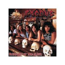 <b>Exodus</b> - <b>Pleasures Of</b> The Flesh (Vinyl) : Target