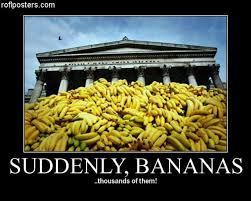 Suddenly, Bananas! Thousands Of Them! | Know Your Meme via Relatably.com