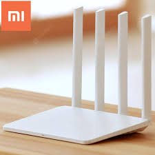 <b>Original</b> English Version <b>Xiaomi Mi</b> WiFi <b>Router</b> 3 White 128MB ...