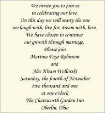 Invitation Wording on Pinterest | Wedding Rehearsal Invitations ... via Relatably.com