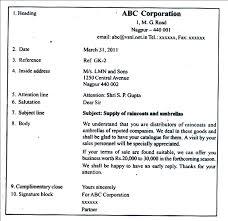 business address format    wareapp netbusiness letters top  formats of business letters business letter drnd s v