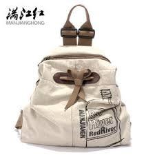 <b>canvas</b> women <b>backpack</b> fashion leisure — международная ...