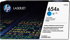 <b>Картридж HP CF331A 654A</b>, голубой, для лазерного принтера ...