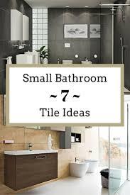 Small Bath Tile Ideas small bathroom tile ideas to transform a cramped space 3130 by uwakikaiketsu.us