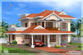 Kerala House Single Floor Plans With Elevations   So Replica    Kerala Type Houses