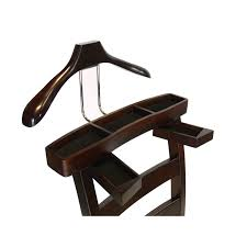 valet stand solid carved mahogany darby home coampreg chair valet stand