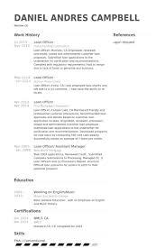 loan officer resume samples   visualcv resume samples databaseloan officer resume samples