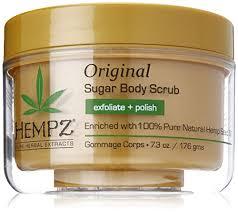 <b>Hempz Original Herbal Sugar</b> Scrub Reviews 2020