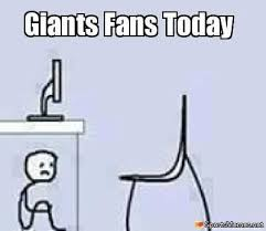 Giants Fans Ashamed Meme via Relatably.com