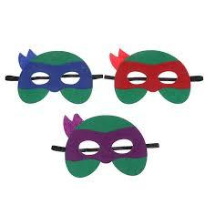<b>1Pc Felt</b> Mask <b>Cartoon</b> Eye Mask Children'S Birthday Gift Cosplay ...