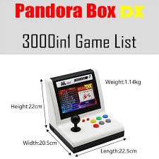 <b>NEW ARRIVAL</b> 10.1 inches monitor <b>ORIGINAL 3A</b> GAME Pandora ...