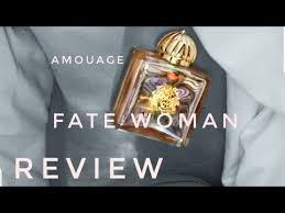 <b>Amouage Fate</b> (<b>Woman</b>) - Review - YouTube