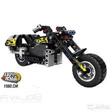 """<b>Конструктор QiHui Technics</b> """"<b>Мотоцикл</b>"""" Инерционная купить в ..."""