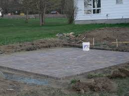 stone patio installation: paver walkways driveways and patios laying a paver patio paver walkways driveways and patios