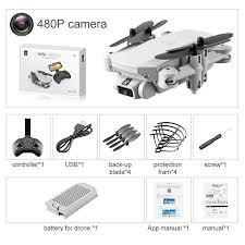 <b>2020</b> LS-MIN <b>New Mini Drone</b> 4K 1080P HD Camera WiFi Fpv Air ...
