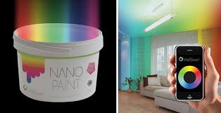 Image result for Paramagnetic paint is electroluminescent paint