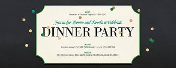 Dinner Funny Invitation images