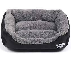 <b>Dog</b>-<b>Bed</b>-Pet-Kennel-House-Cozy-Warm-<b>Cushion</b>-Pad-Puppy-Cat ...