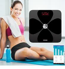New Original Smart <b>Body</b> Fat Scale Electronic Bathroom Weight ...
