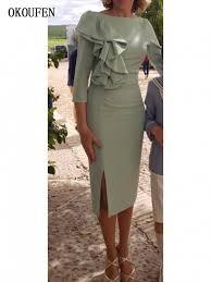 Mother Of The Bride Dresses <b>2019</b> Silver <b>Gray</b> Short Sleeves ...