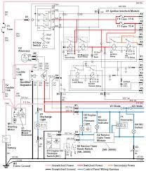 starter relay wiring diagram for jd x475 starter wiring wiring schematic john deere x475 wiring discover your wiring