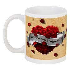 <b>Кружка Printio You are</b> my Valentine #1089683 Керамика - купить в ...