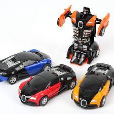 <b>Transformation Robot Car Toy</b> Kids Anime Action Figure Toys ...