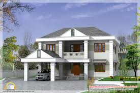 kerala home design   Architecture house plans square feet double storey kerala model home design