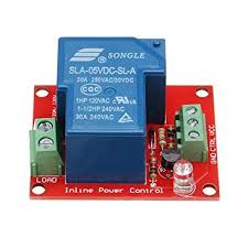 <b>BESTEP 5V 30A 250V</b> 1 Channel Relay High Level Drive: Amazon ...