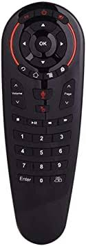 Voice <b>Remote Control 2.4G Wireless Mini</b> Air Mouse Remote ...