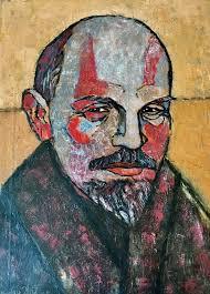 <b>Портрет</b> В.И.Ленина (Картина), 60x80