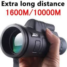 High Power 40X60 HD Monocular Telescope Shimmer Lll ... - Vova