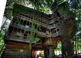 Tree Houses ArchitectureArtDesigns    x  jpg    Unique And Extraordinary Treehouses For Adults