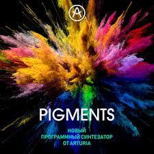 Купить <b>Программное обеспечение Arturia Pigments</b> (electronic ...
