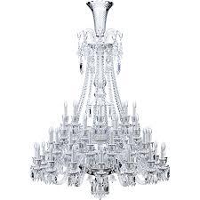 crystal chandelier acid green wall